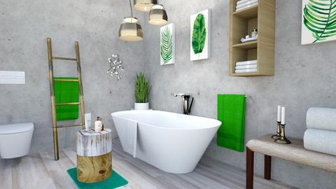 Citizen OAK - Modern - Bathroom - by zayneb_17