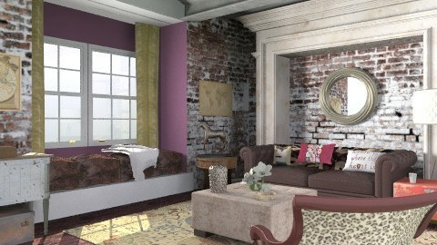 Earle's - Eclectic - Living room - by camilla_saurus