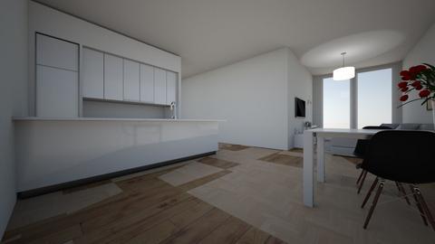 cozinha ap11 2 - Kitchen - by raquelsou