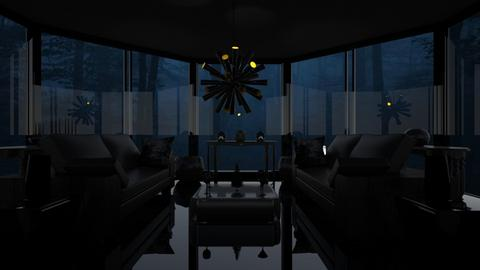 My Shadow Seeks Me - Living room - by Jade Autumn
