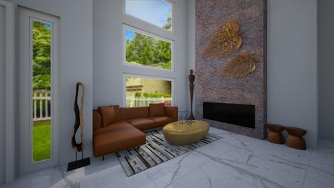 Carmens Kanwar - Living room - by Leslie Enns
