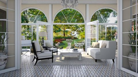 Design 365 Late Afternoon Light - Living room - by Daisy320