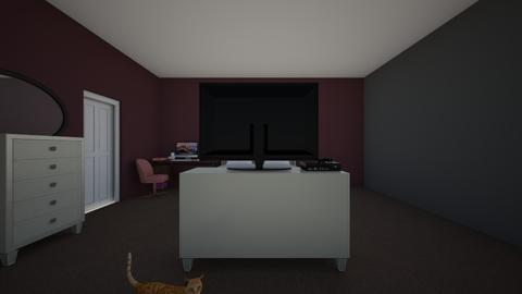 ooo - Bedroom - by desgirl12