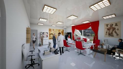Teaching Room - Modern - Office - by Klindi Klind