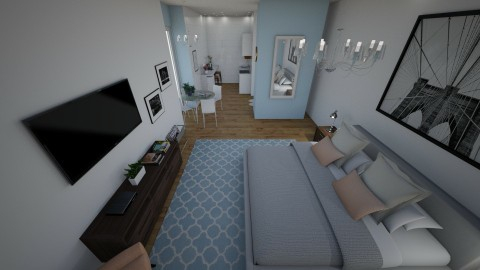 Light Human Hotels - by sohaner_agus
