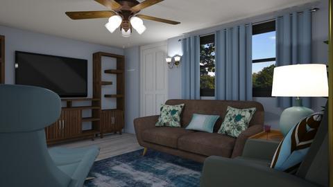 11x15 Livingroom - Living room - by sherryDN