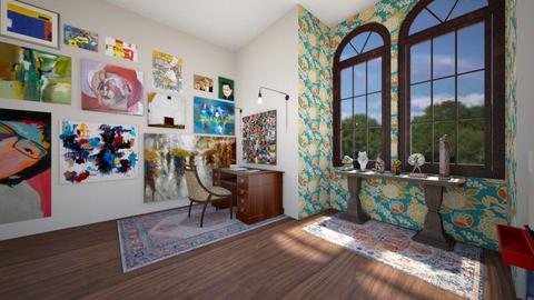 Henri Matisse room - by jana2608