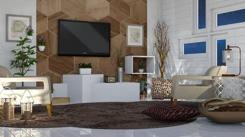10012018 - Modern - Living room - by matina1976