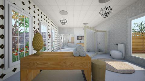 banheiro ssaaw23 333 - Bathroom - by Araujo