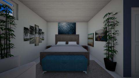 Basement Master - Country - Bedroom - by JaysonKarrie
