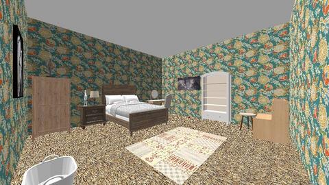 Slush - Bedroom - by Kiaju Girl