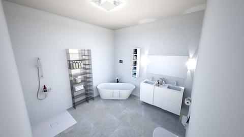 trs - Bathroom - by kellynazha