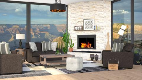 Canyon - Living room - by Lizzy0715