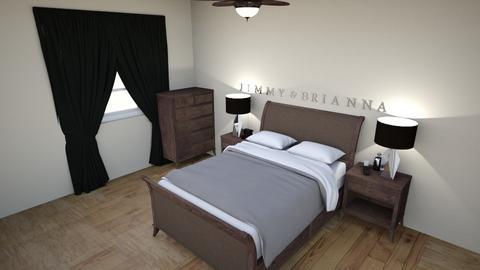 jimmy n me - Bedroom - by bortholf