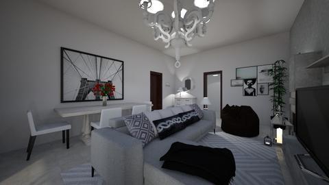 filo - Living room - by Angela Quintieri