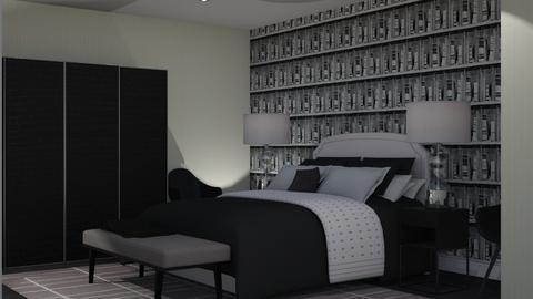 bed1 - Bedroom - by hauser