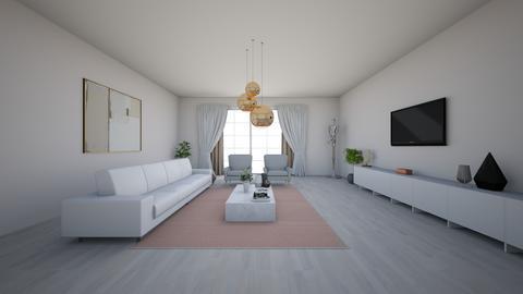 Modern living room - Modern - Living room - by EllaWinberg