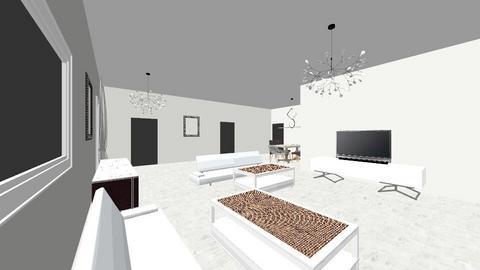LivingRoom - Living room - by AlanLittle