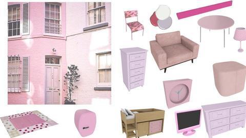 all pink - by zayneb_17