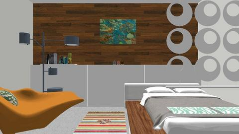 surf - Bedroom - by wiwa