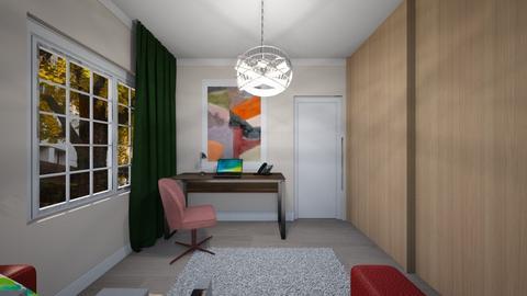 homeoffice Gratiana C - Office - by Flori Santa