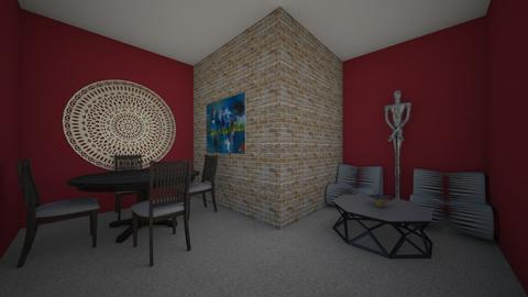 Art - Living room - by Anna_Marie_06