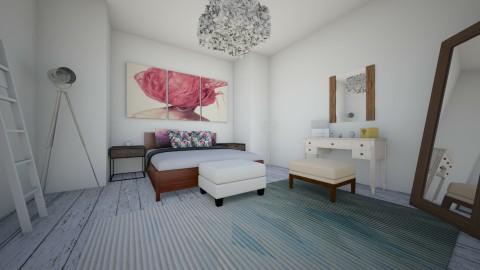 1 - Modern - Bedroom - by Bachevska
