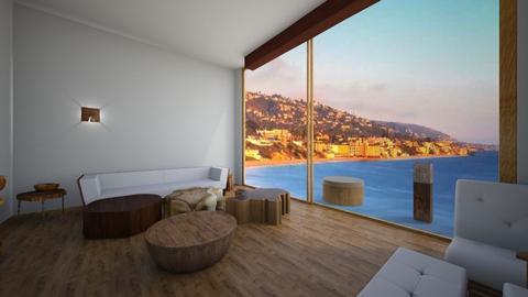 Oe - Living room - by Sofiasash