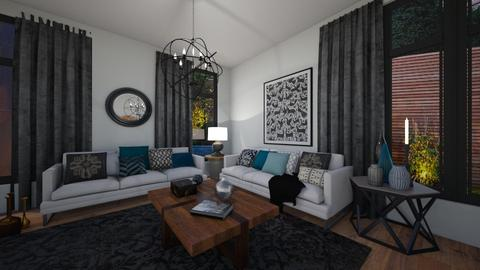 Template 2019 living room - Living room - by rasty