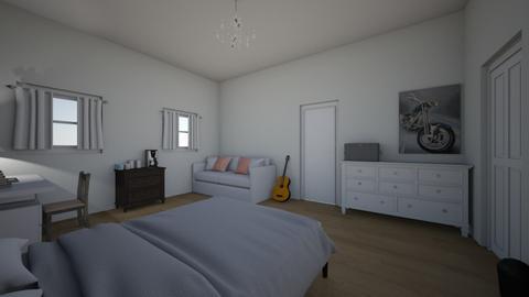 bedroom - Bedroom - by gabriellejamess