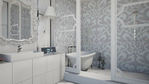 Bisazza - Modern - Bathroom - by AlSudairy S