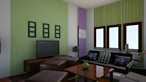 Боряна - Living room - by Nikolova
