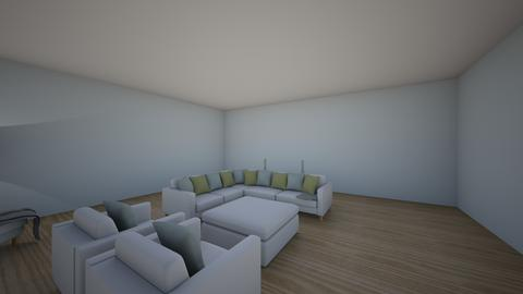 Family Room Design - by jeverage
