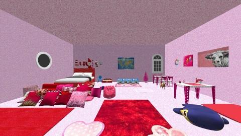 MYYYROOOOOOOOOOOOOOOOOOOM - Classic - Kids room - by CassyYT