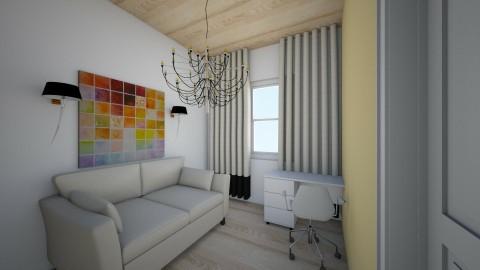 1 - Bedroom - by EvaTim