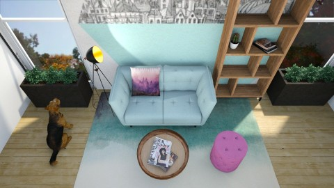 chill place - Modern - Living room - by dreamerana