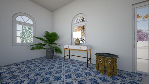 South East Corner - Living room - by Orange Blossom Interiors