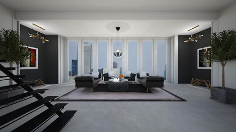 Triclinium - Modern - Living room - by ariel88