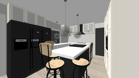 liz and todd - Classic - Kitchen - by decorate2day