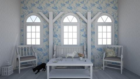 Shabby 3 - Rustic - Living room - by Perpetto