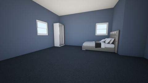 room 1 - Bedroom - by kdenkden