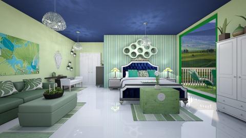 natural - Modern - Bedroom - by zayneb_17