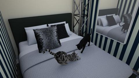 carolina1 - Bedroom - by qwerty001