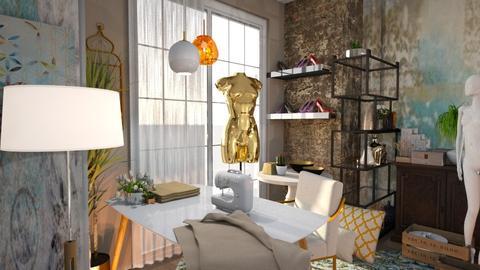 Sewing Room - by Vlad Silviu