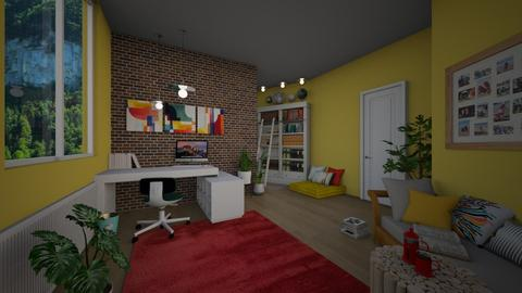 office young - by cuneyt oznur