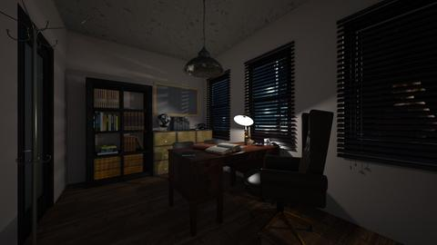 Noir - Office - by CCPompey