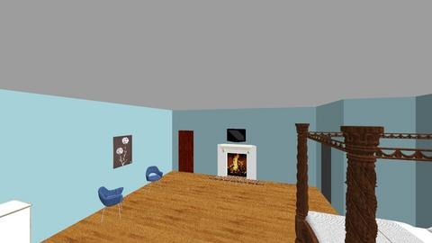 Room for Comp Sci - Bedroom - by skylxr02