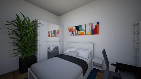 Bedroom - Modern - Bedroom - by 1111111dfwef