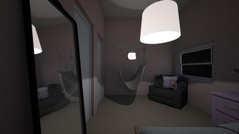iN mY ROoM - Retro - Bedroom - by blah165