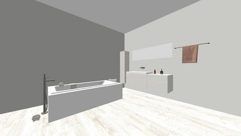 Monmon - Bathroom - by Monmon21